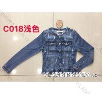 Bunda riflová jeans dámská (xs-xl) RE-DRESS MA119C018