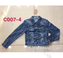 Bunda riflová jeans dámská (xs-xl) RE-DRESS MA119C007-4