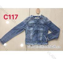 Bunda riflová jeans dámská (xs-xl) RE-DRESS MA119C117