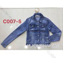 Bunda riflová jeans dámská (xs-xl) RE-DRESS MA119C007-5