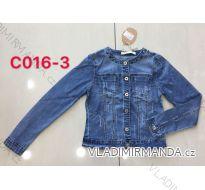 Bunda riflová jeans dámská (xs-xl) RE-DRESS MA119C007-3