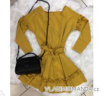 Šaty dámské   (uni s-l) ITALSKá MóDA IM9181006