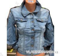 Bunda riflová jeans dámská (xs-xl) GOURD MA119GD1013-K