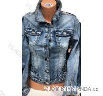 Bunda riflová jeans dámská (xs-xl) GOURD MA119GD1009-K