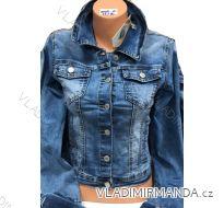Bunda riflová jeans dámská (xs-xl) GOURD MA119GD1006-K