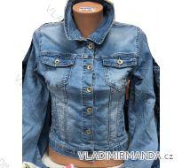 Bunda riflová jeans dámská (xs-xl) GOURD MA119GD1007-K