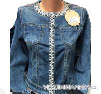 Bunda riflová jeans dámská (xs-xl) GOURD MA119GD1010-K