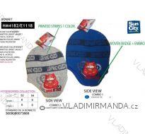 ČEPICE ZIMNÍ CHLAPECKÁ DĚTSKÁ CARS (52-54 ) SUN CITY HM4182