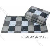 Ručník bavlněný (50x100 cm) CHECK-RUCNIK BYTOVý TEXTIL