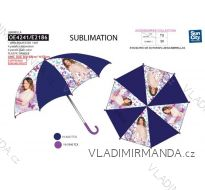 Deštník violetta dětský dívčí (uni) SUN CITY OE4241