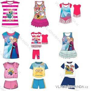 Šaty disney dětské dívčí (2-8 let) ST LICENS ST08