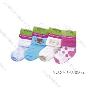 02cab593454 Ponožky kojenecké vzor (0-6 měsíců) NOVIA 143PAB