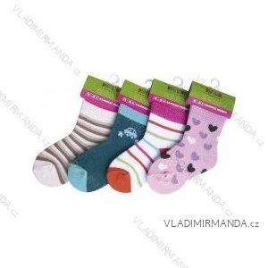Ponožky kojenecké vzor (12-18 měsíců) NOVIA 143PCA