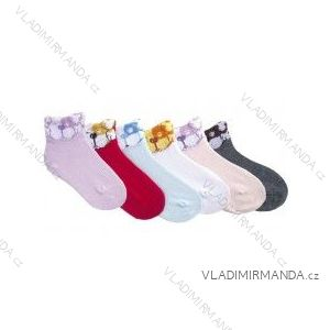 Ponožky kojenecké vzor pejsek (0-12 měsíců) NOVIA 113N
