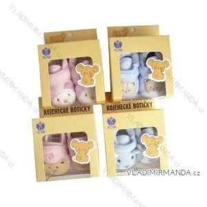 da45a2cd76b Ponožky kojenecké s abs v dárkové krabičce (12-15 měsíců) NOVIA 220N