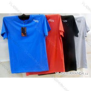 Tričko krátký rukáv pánské (m-2xl) NATURAL MAN 65002