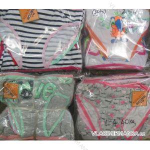 Kalhotky kojenecké a dětské dívčí různé obrázky (1-4 roky) NICOLETTA 75553