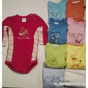 Body dlouhý rukáv kojenecké dívčí a chlapecké (56-86) QUEEN HELA