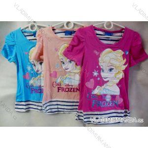 Tričko krátký rukáv frozen dětské dívčí (98-134) CACTUS CLONE 62059