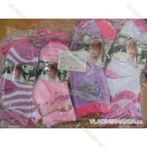 Ponožky dětské a dorostenecké dívčí (21-26, 31-38) QJ/ATENI 2502