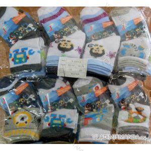 Ponožky dětské chlapecké (15-20) QJ/ATENI Y-001-L