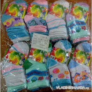 Ponožky dětské dívčí (17-20) QJ/ATENI Y-001-N