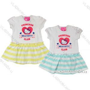 Šaty hello kitty kojenecké dívčí (68-86) EPLUSM HK 51 23 615