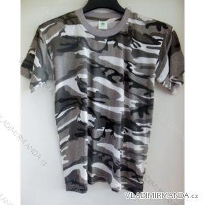 Tričko krátký rukáv pánské maskáčové (m-2xl) BLOSSOM BL4184P