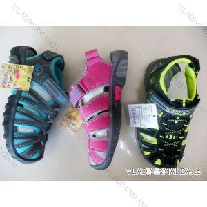 Sandále outdoorové dorostenecké (31-36) SUPER IN 5340D