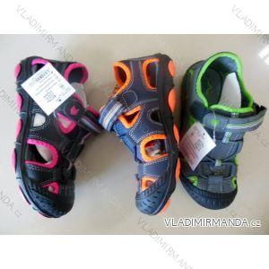 Sandále outdoorové dorostenecké (31-36) SUPER IN 5336B/D
