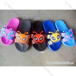Pantofle dětské dívčí (25-30) FLAME SHOES Z-5008