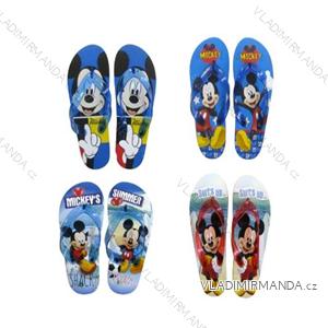Žabky mickey mouse dětské chlapecké (27-34) ST LICENS D09982