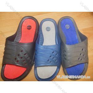Pantofle pánské gumové (41-46) MINKE OBUV 6783P
