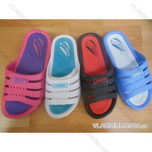 Pantofle dámské gumové (36-41) MINKE OBUV 5751-1