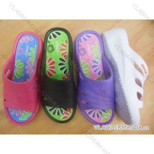 Pantofle dámské gumové vysoké (36-41) MINKE OBUV 5765