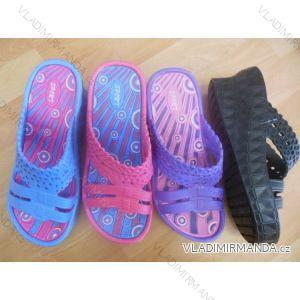 Pantofle dámské gumové vysoké (36-41) MINKE OBUV 6798