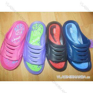 Pantofle dámské gumové (36-41) MINKE OBUV 5757