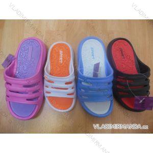 Pantofle gumové dorostenecké dívčí (30-35) MINKE OBUV 5767
