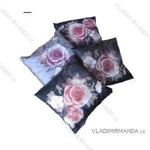 Povlak na polštář klasik-růže(45x45cm) JAHU POVLAK NA POLšTář KLASIK-RůžE