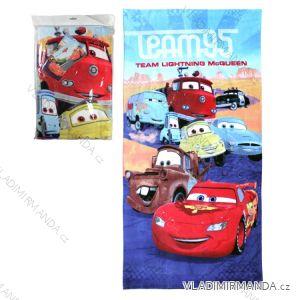 Osuška dětská i dorost chlapecká cars (70*140) EPLUSM DIS C 52 47 2792 MICRO