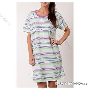 Maxi tričko krátký rukáv dámské (s-xl) CALVI-COONOOR 16-160