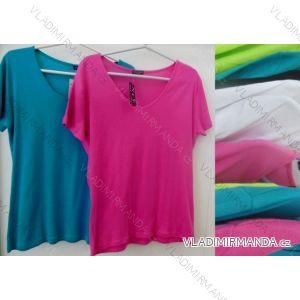 Tričko krátký rukáv bavlněné nadrozměrné (xl-4xl) NAN YUAN 1066-4