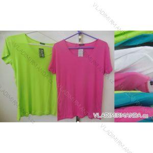 Tričko krátký rukáv bavlněné nadrozměrné (xl-4xl) NAN YUAN 1066-3