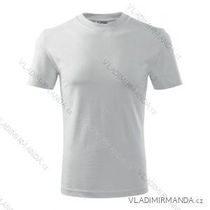 Tričko heavy krátký rukáv unisex (s-xxl) REKLAMNí TEXTIL 110B