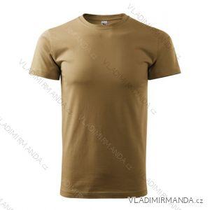 Tričko basic krátký rukáv pánské nadrozměrné (xxxl) REKLAMNí TEXTIL 129/1