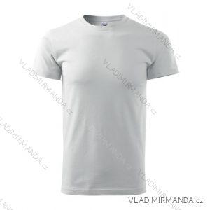 Tričko basic krátký rukáv pánské nadrozměrné (xxxl) REKLAMNí TEXTIL 129B/1