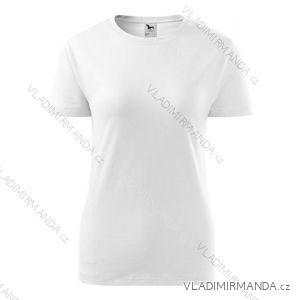 Tričko basic krátký rukáv dámské (xs-xxl) REKLAMNí TEXTIL 134B
