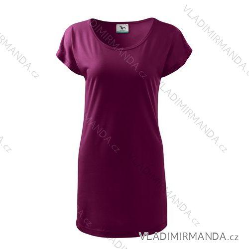 Tričko/šaty love krátký rukáv dámské (xs-xxl) REKLAMNí TEXTIL 123A