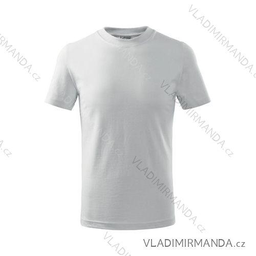 Tričko basic krátký rukáv dětské dorost (110-146) REKLAMNí TEXTIL 100B
