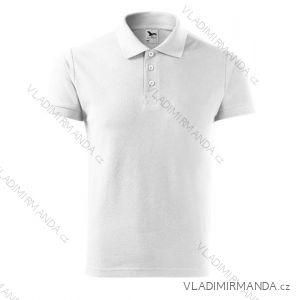 Polokošile cotton heavy krátký rukáv pánská (s-xxl) REKLAMNí TEXTIL 215B